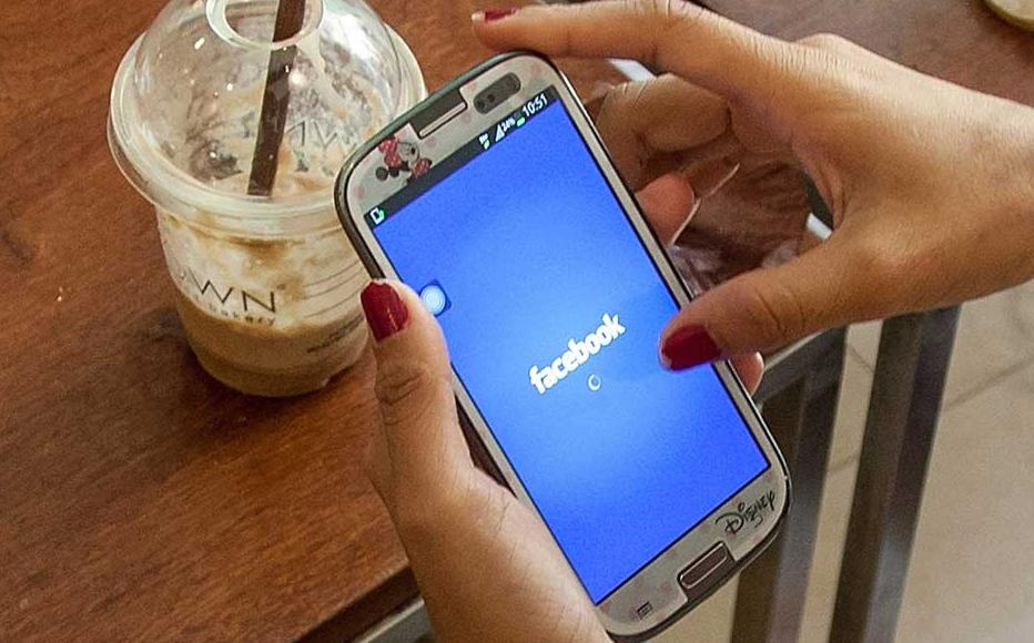 Facebook is by far Cambodia's leading social media, with more than 90 per cent of the population on the network.