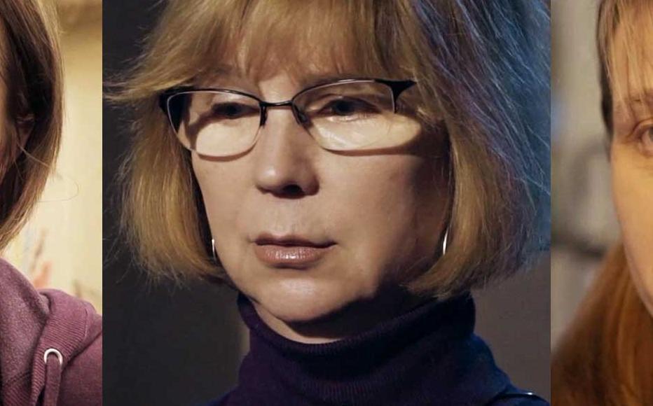 Unbroken documentaries tell the stories of Anna Gutsulka, Iryna Dovgan and Anna Iliushchenkova.