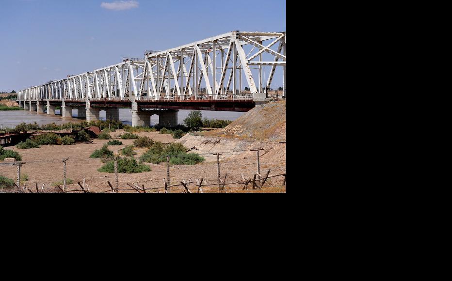Amu Darya river. (Photo: Staff Sgt. Bradley Lail/Air Force Photo)