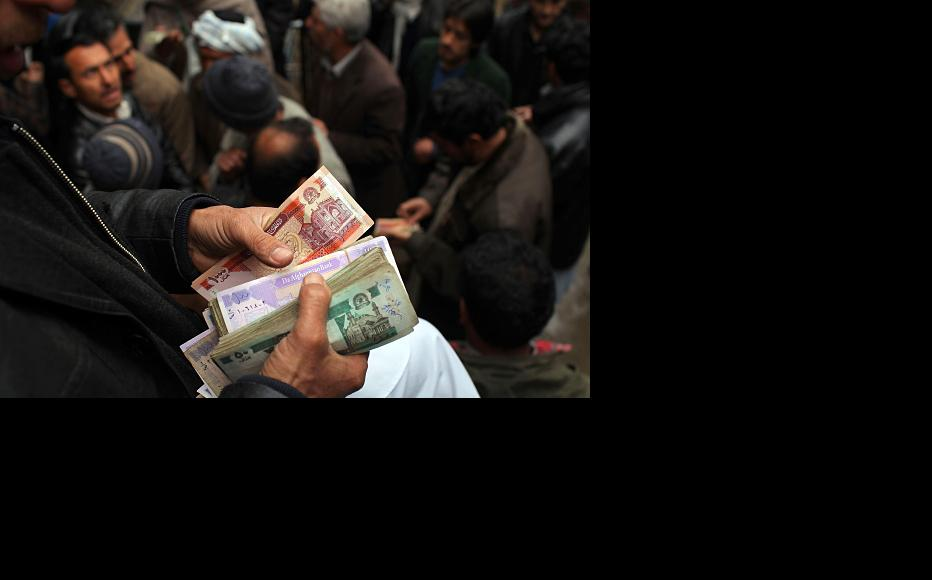 Afghanistan's economy needs tax revenues to be able to function, but fraud is common. (Photo: Spencer Platt/Getty Images)