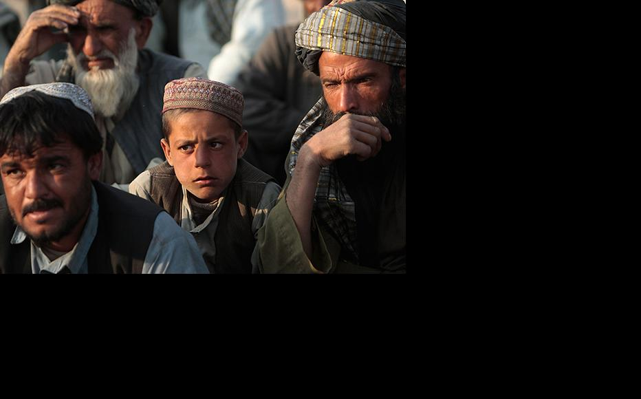 Ordinary Afghans face harassment due to their family links. (Photo: Chris Hondros/Getty Images)