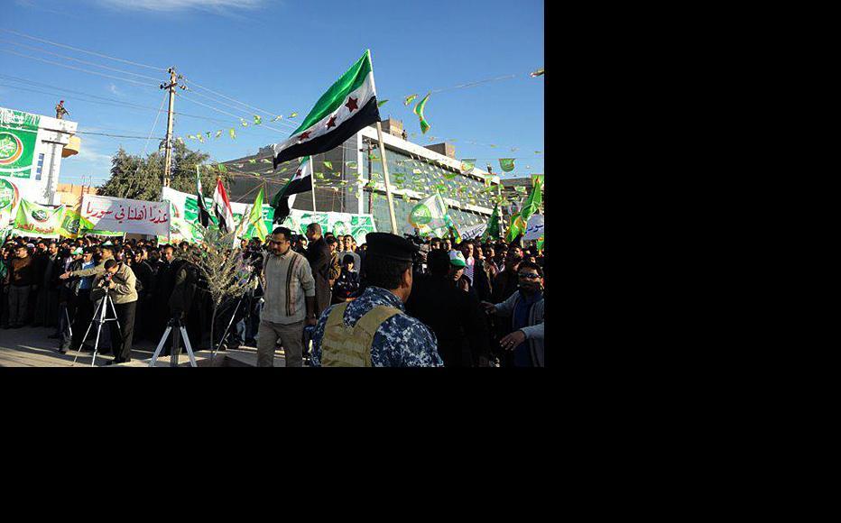 (Photo: Iraq Revolution)