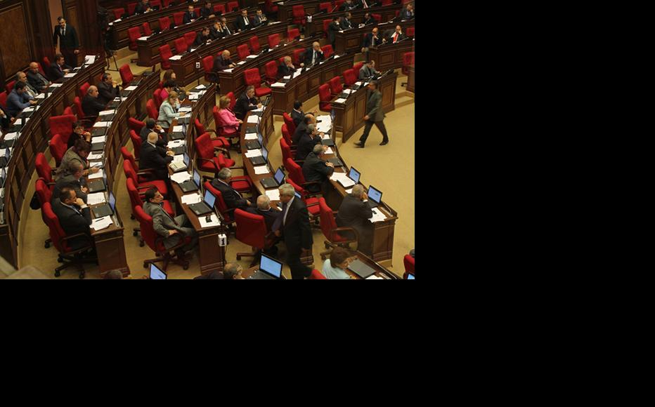 Discussion of new Electoral Code in Parliament of Armenia. (Photo: Gagik Aghbalyan)