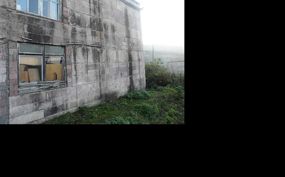 An abandoned village school in Armenia. (Photo: Arevik Sahakyan)