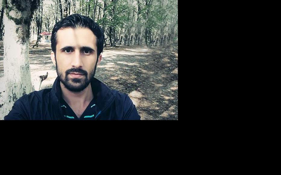 Elgiz Gahraman. (Photo courtesy of E. Gahraman)