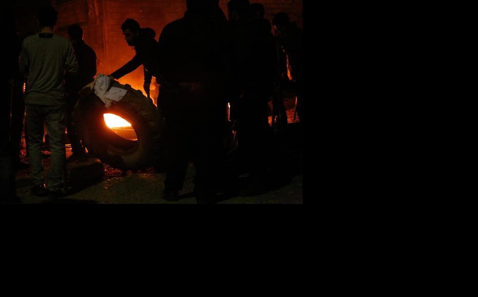 Two policemen and four locals were left dead. (Photo: Ismail Nur)