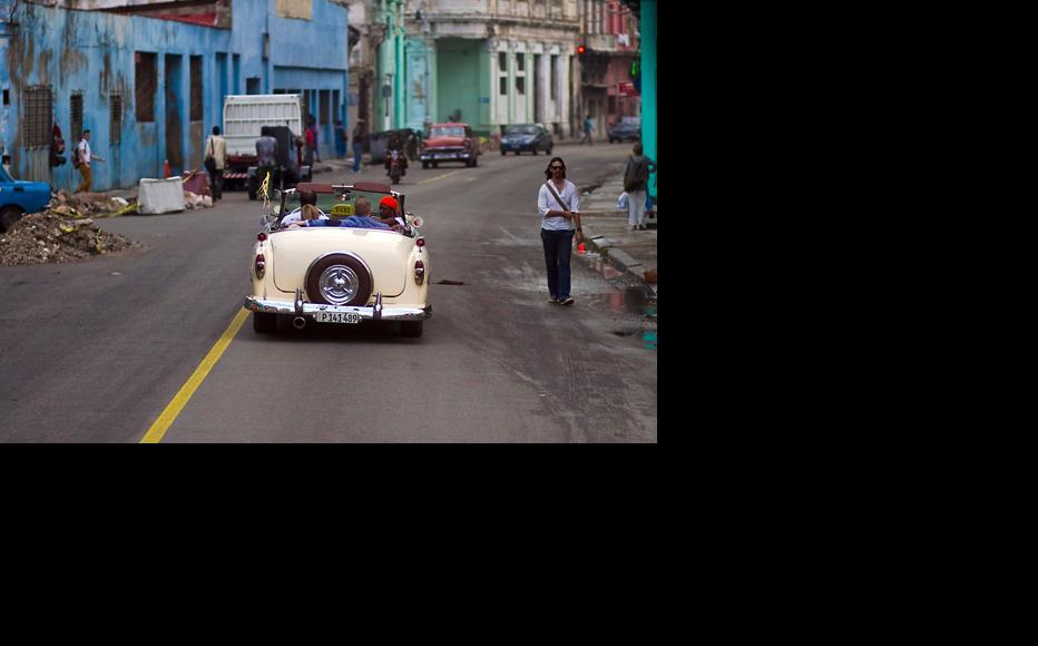 A street in Havana. (Photo: Jack Wickes/Flickr)