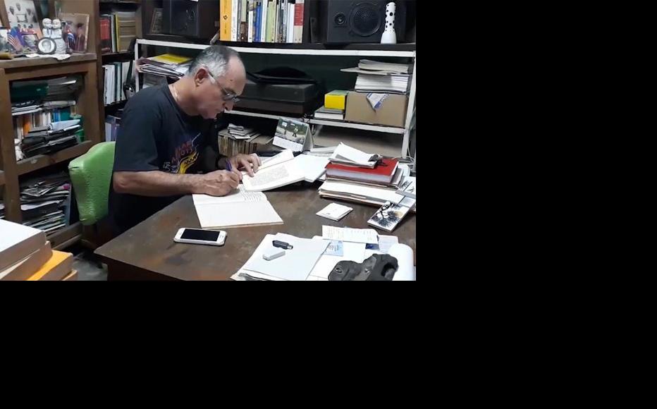 Independent journalist Roberto Quiñones. (Photo courtesy of CubaNet)