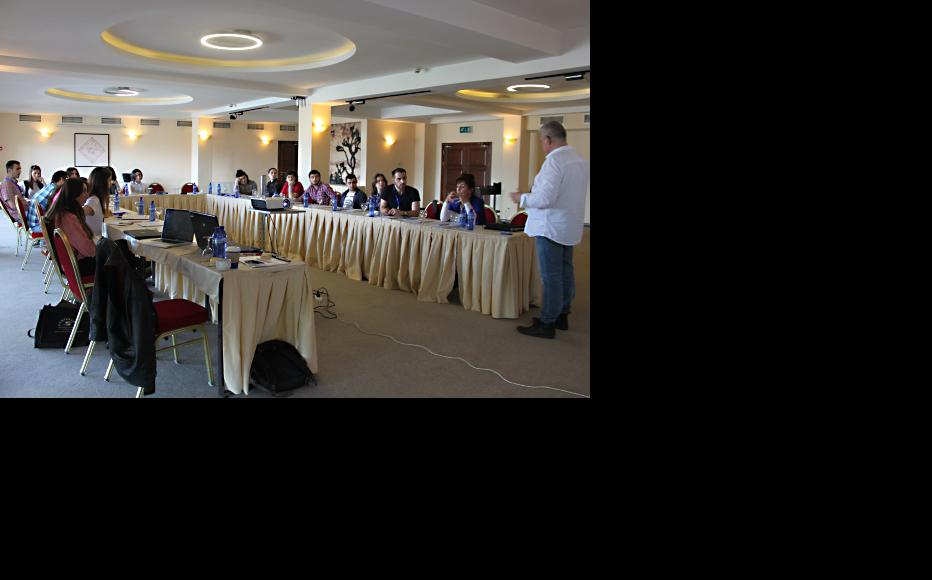 Journalists from Georgia are involved in a project of IWPR Georgia and Lithuanian School of Responsible Journalism. (Photo: IWPR)