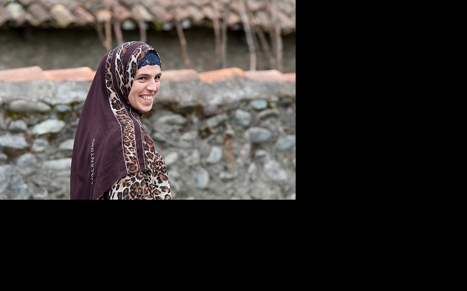 Most of Pankisi's residents belong to the Kist ethnic group. (Photo: Onnik Krikorian)