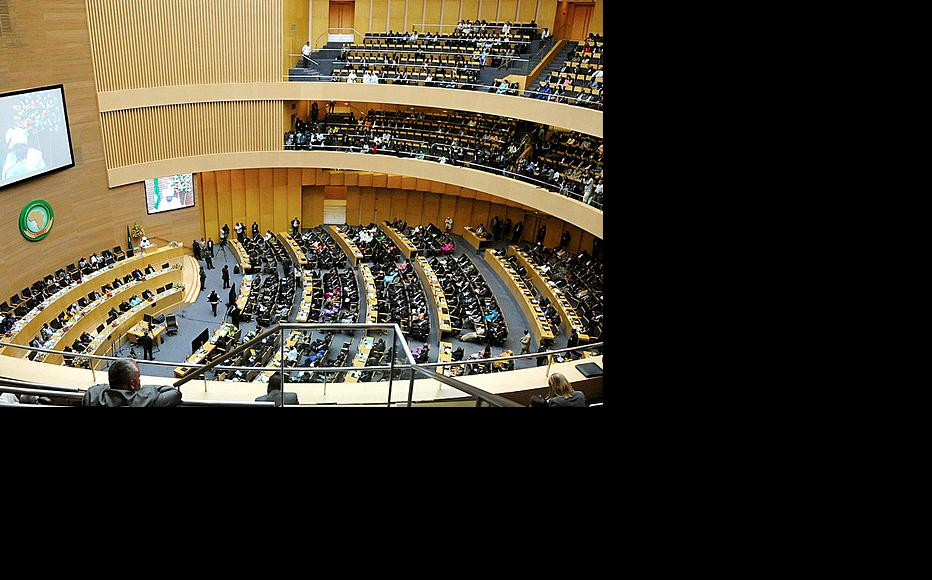 African Union Summit in Addis Ababa, Ethiopia. Thirty-four African countries are fully signed-up members of the ICC but, in May, the African Union voted by 53 states to one to ask judges in the Hague to refer the cases back to Kenyan courts. (Photo: US Department of State/Flickr)