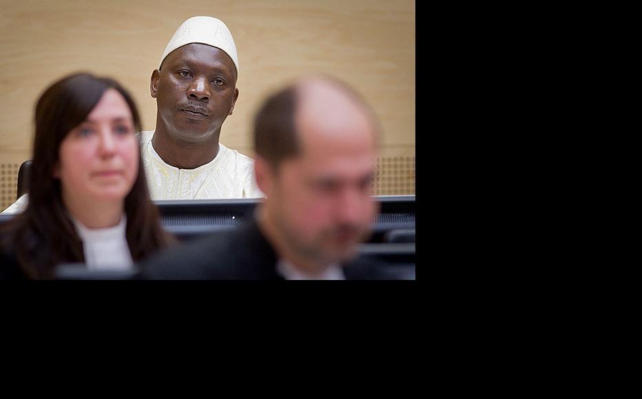 Thomas Lubanga in the ICC courtroom. (Photo: ICC)