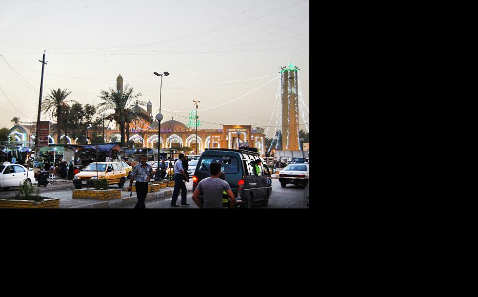 Businesses in the area are hoping more people will have the confidence to come and spend money shopping and eating there. (Photo: Saif al-Qaysi)