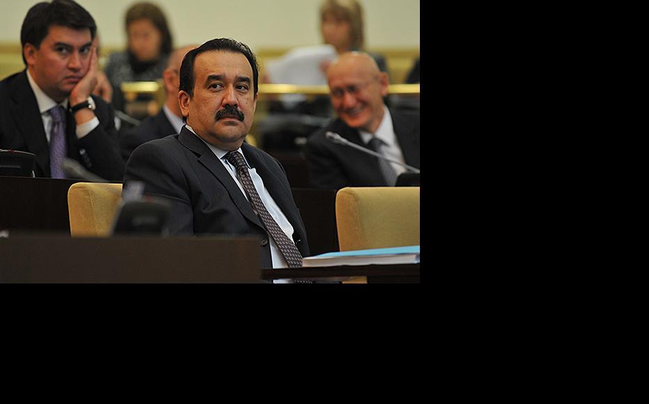 Kazakstan's new prime minister Karim Masimov is no stranger to the job. (Photo: Vladimir Tretyakov)