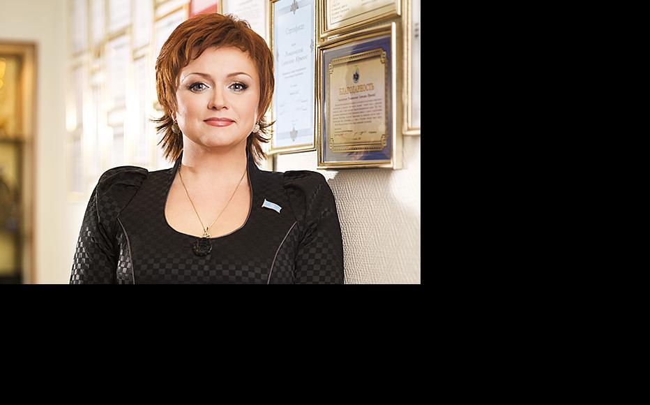 Svetlana Romanovskaya is pushing for tougher legislation on forced marriage. (Photo courtesy S. Romanovskaya)