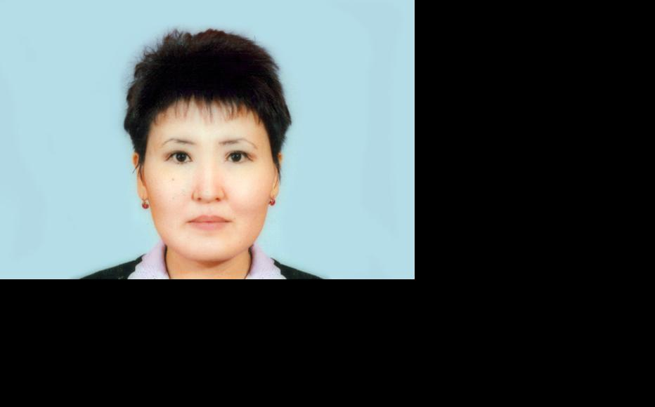 Gaziza Baituova, IWPR's long-term contributor from Kazakstan. (Photo: IWPR)