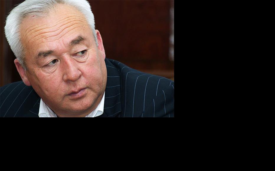 Nazarbaev's former press-secretary and head of Kazak Journalists Union Seitkazy Mataev sentenced in Almaty. (Photo: Kazis Toguzbaev, RFE/RL)