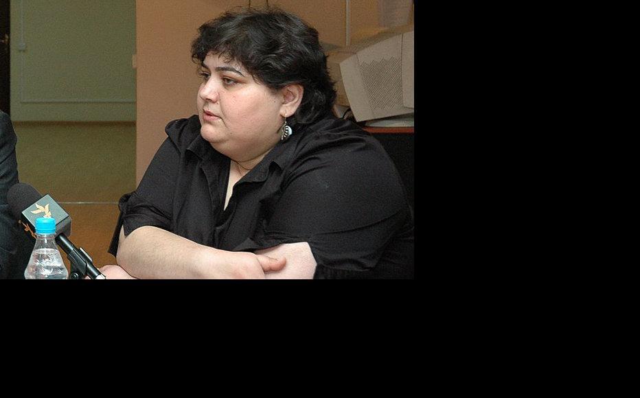 Khadija Ismailova. (Photo: Shahla Sultanova)