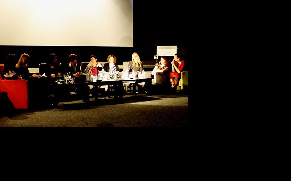 Round-table organised by IWPR, held in Sarajevo on 28-Nov-12. (Photo: Vildana Drljevic)