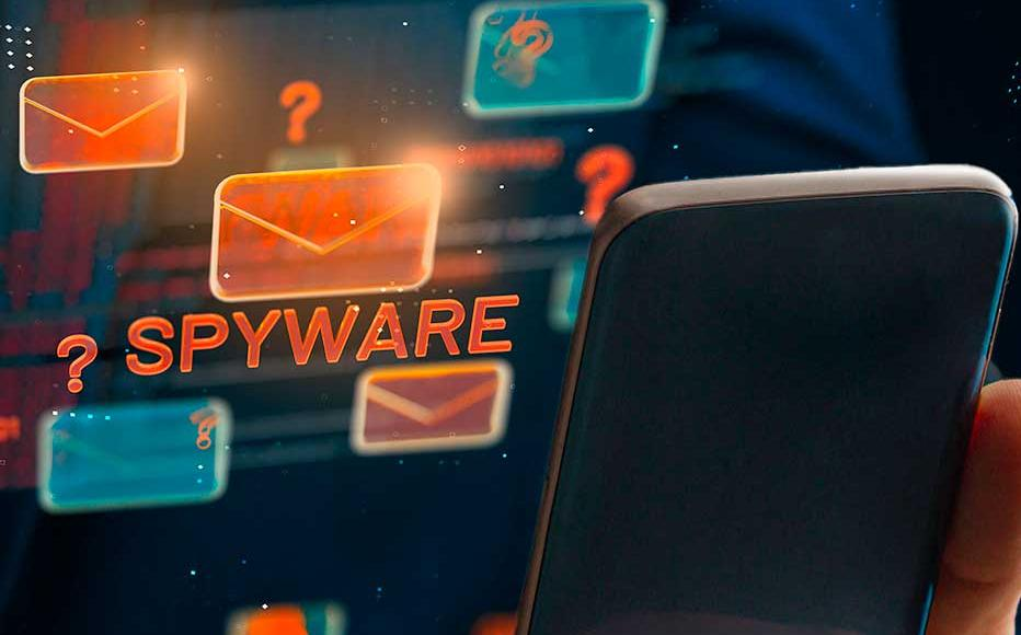 Spyware is loosely defined as malicious software designed to enter your computer device, gather data about you, and forward it to a third-party without your consent.