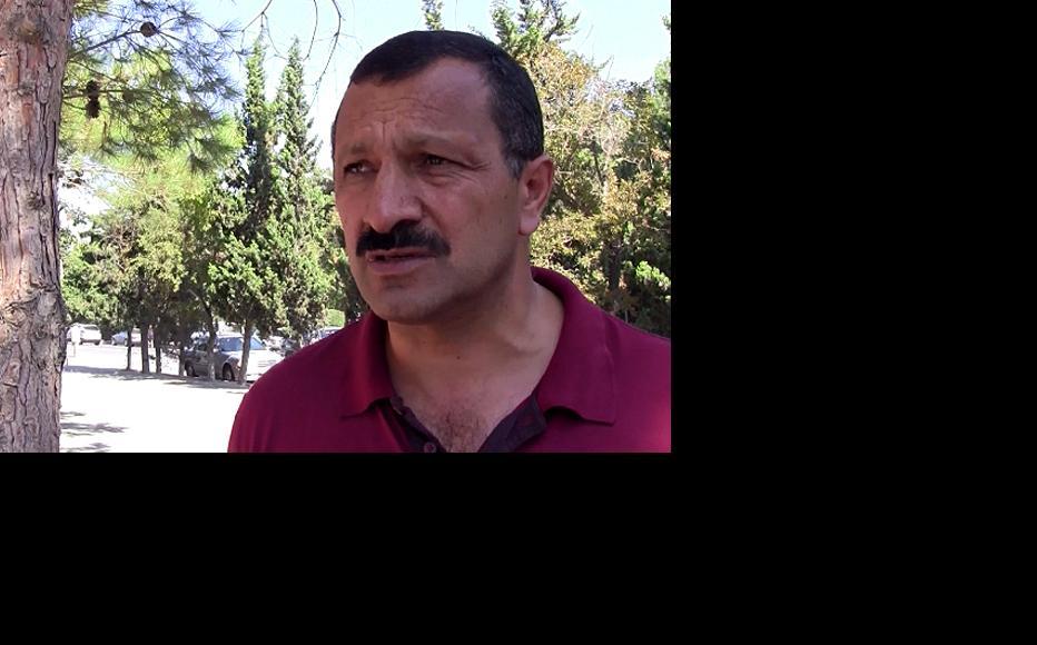 Tofiq Yaqublu, deputy head of the Musavat party. (Photo: Aziz Karimov)