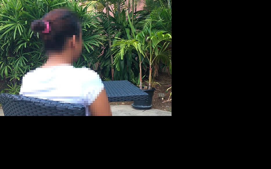 Twenty-two year old Marisol, who is Venezuelan, has submitted an application to obtain the status of political refugee in Trinidad and Tobago. (Photo: IWPR)