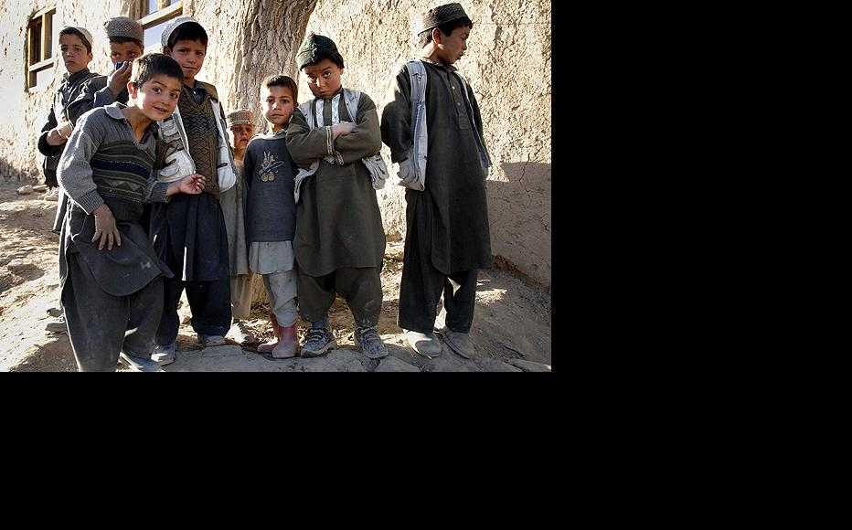 Civilians in Wardak province report that the Taleban are more in evidence than local government officials. (Photo: US Army)