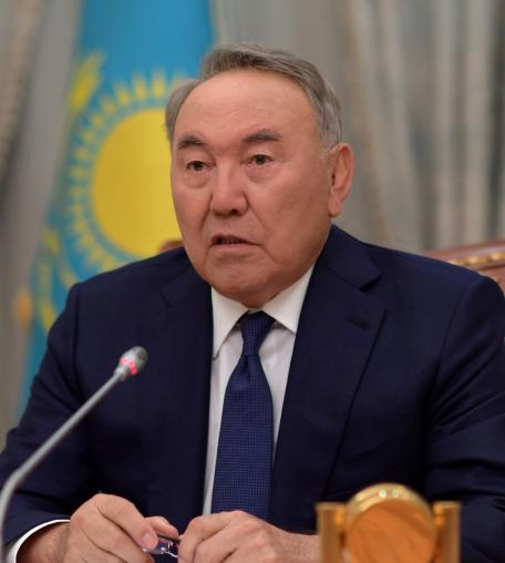 Kazakhstan's Presidential Press Service