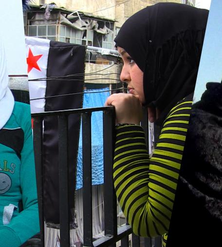 Syria's Rebellious Women Films