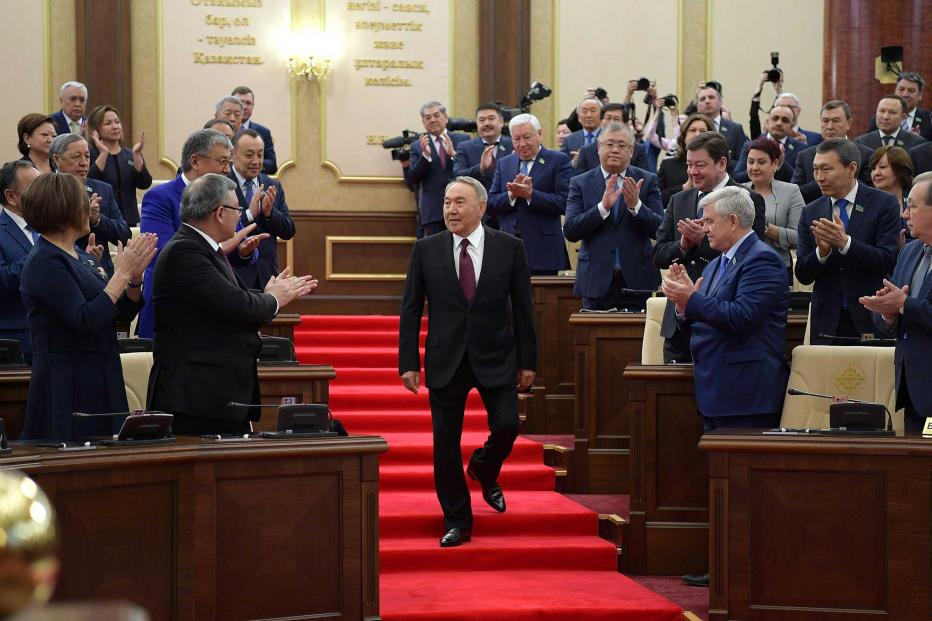 It's important for Nazarbayev to keep Tokayev committed to his political legacy.