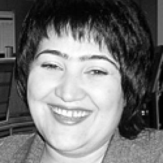 Shahodat Saibnazarova