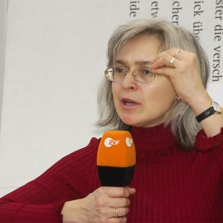 Anna Politkovskaya 1958-2006