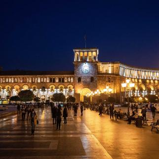 Many popular tourist destinations like the city of Yerevan were badly affected by the war and the pandemic.