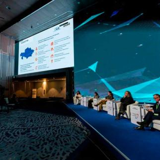 The event brought together prominent Kazak and international NGO representatives, officials, public figures, entrepreneurs and philanthropists on April 22 and 23.