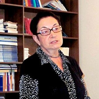 Natella Akaba, head of the Association of Women of Abkhazia. (Photo: Anaid Gogoryan)