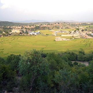 View of Zazi Maidan district, Khost. (Photo: Ahmad Shah Matunawal)