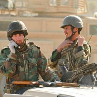 Afghan National Army men in Khost province, 2009. (Photo: Isafmedia/Flickr)