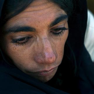 Statistics show an increase in violence against women. (Photo: Eric Kanalstein/UNAMA)