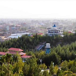 A park in Herat, Afghanistan. (Photo: Menhaj Sharaf/Flickr)