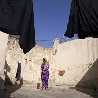 Afghan women often remain excluded from their legitimate inheritances. (Photo: Paula Bronstein/Getty Images)