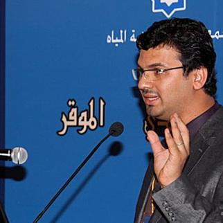 Al-Wefaq politician Ali al-Aswad.