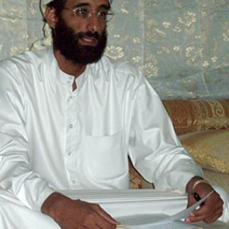 The air strike that killed Anwar al-Awlaki (seen here in 2008) came just a week after the Yemeni president returned to the country after a long absence. (Photo: Muhammad ud-Deen/WikiCommons)