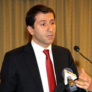 Armenian ombudsman Karen Andreasyan. (Photo: ombudsman's website)
