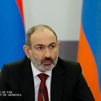 Prime Minister Nikol Pashinyan. (Photo: Press Office of the Government of Armenia)