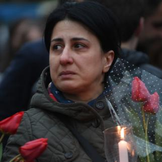 Thousands march in Yerevan to commemorate the casualties in Karabakh (Photo: Photolure Agency)
