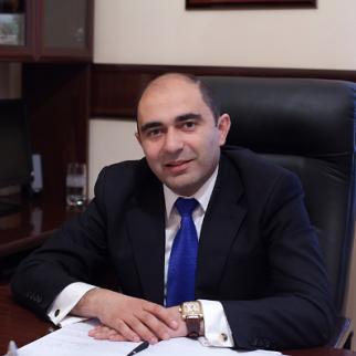Armenian parliamentarian Edmon Marukyan. (Photo from E. Marukyan's official web page)