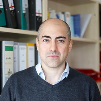 Farid Guliyev is a postdoctoral fellow at Justus Liebig University Giessen, Germany. (Photo courtesy of F. Guliyev)