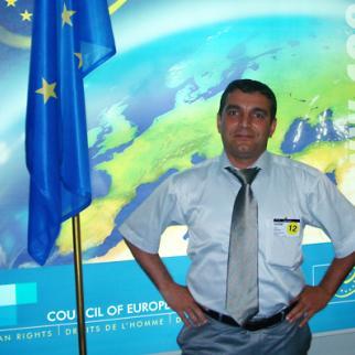Natig Jafarli. (Photo: Natig Adilov)