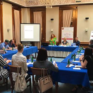 The roundtable was held in Sarajevo on 2 July. (Photo: Press Council of BiH)