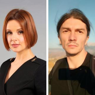 Minela Jašar and Ajdin Kamber have won a prestigious award for their reporting on the country's marginalised and vulnerable groups.